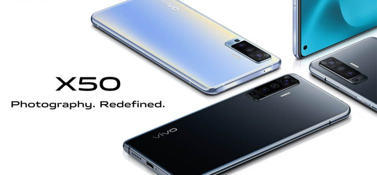 Harga VIVO X50 Terbaru 2022