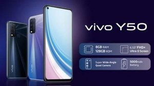 harga VIVO Y50